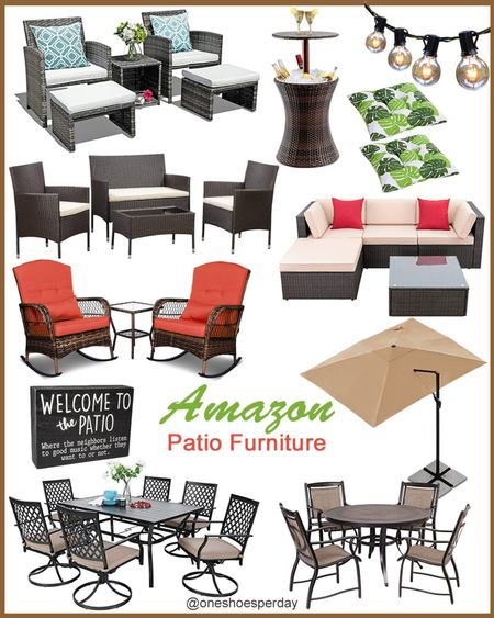 Amazon Patio Furniture    http://liketk.it/3kHYN @liketoknow.it #liketkit #LTKDay #LTKsalealert #LTKunder50 #LTKunder100 #LTKhome #LTKfamily #nsale #LTKSeasonal #sandals #nordstromanniversarysale #nordstrom #nordstromanniversary2021 #summerfashion #bikini #vacationoutfit #dresses #dress #maxidress #mididress #summer #whitedress #swimwear #whitesneakers #swimsuit #targetstyle #sandals #weddingguestdress #graduationdress #coffeetable #summeroutfit #sneakers #tiedye #amazonfashion | Nordstrom Anniversary Sale 2021 | Nordstrom Anniversary Sale | Nordstrom Anniversary Sale picks | 2021 Nordstrom Anniversary Sale | Nsale | Nsale 2021 | NSale 2021 picks | NSale picks | Summer Fashion | Target Home Decor | Swimsuit | Swimwear | Summer | Bedding | Console Table Decor | Console Table | Vacation Outfits | Laundry Room | White Dress | Kitchen Decor | Sandals | Tie Dye | Swim | Patio Furniture | Beach Vacation | Summer Dress | Maxi Dress | Midi Dress | Bedroom | Home Decor | Bathing Suit | Jumpsuits | Business Casual | Dining Room | Living Room | | Cosmetic | Summer Outfit | Beauty | Makeup | Purse | Silver | Rose Gold | Abercrombie | Organizer | Travel| Airport Outfit | Surfer Girl | Surfing | Shoes | Apple Band | Handbags | Wallets | Sunglasses | Heels | Leopard Print | Crossbody | Luggage Set | Weekender Bag | Weeding Guest Dresses | Leopard | Walmart Finds | Accessories | Sleeveless | Booties | Boots | Slippers | Jewerly | Amazon Fashion | Walmart | Bikini | Masks | Tie-Dye | Short | Biker Shorts | Shorts | Beach Bag | Rompers | Denim | Pump | Red | Yoga | Artificial Plants | Sneakers | Maxi Dress | Crossbody Bag | Hats | Bathing Suits | Plants | BOHO | Nightstand | Candles | Amazon Gift Guide | Amazon Finds | White Sneakers | Target Style | Doormats |Gift guide | Men's Gift Guide | Mat | Rug | Cardigan | Cardigans | Track Suits | Family Photo | Sweatshirt | Jogger | Sweat Pants | Pajama | Pajamas | Cozy | Slippers | Jumpsuit | Mom Shorts| Denim Shorts | Jeans Shorts | Holid