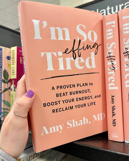 100% buying this. Anyone else feeling so burnt out these days?! 😬😅🙃 http://liketk.it/3aY5N #liketkit @liketoknow.it #StayHomeWithLTK #reading