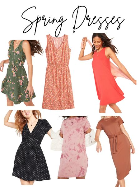 Spring dress #springwear #dresses #casualdresses   #LTKSeasonal #LTKstyletip #LTKsalealert