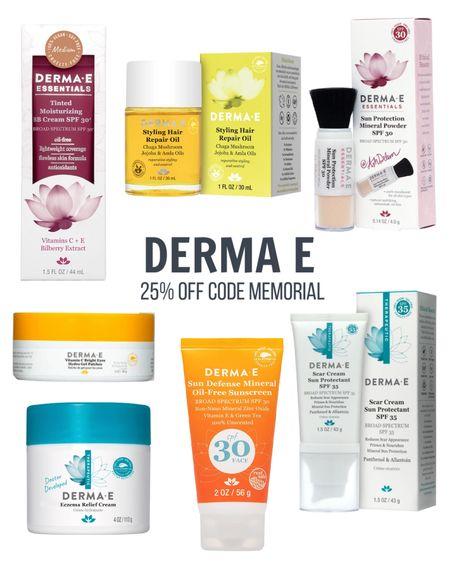DermaE 25% OFF SALE   #LTKbeauty #LTKsalealert #LTKSeasonal