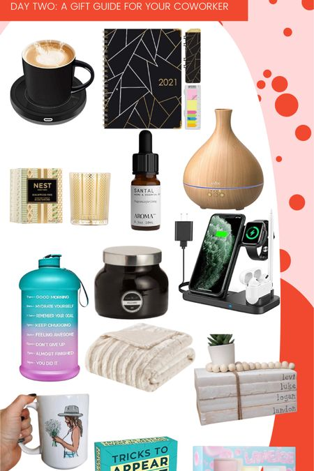 http://liketk.it/30gqE #liketkit @liketoknow.it #LTKunder50 #LTKunder100 #LTKgifts #LTKgiftspo #LTKgiftguide #coworkergifts A Gift Guide For Your Coworker!