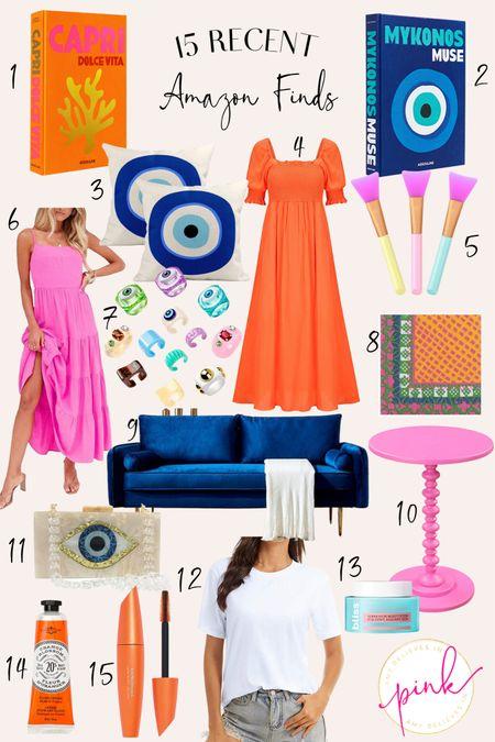 15 Recent #Amazon Finds  #LTKunder50 #LTKstyletip #LTKhome