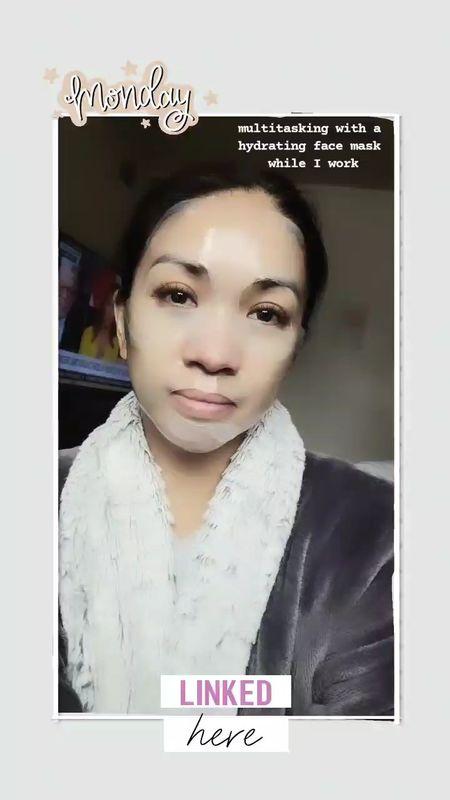 My Fave Gel Face Mask while I work!   #LTKbeauty #LTKsalealert