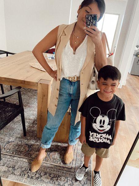 Mom and son style   #LTKstyletip #LTKkids #LTKfamily