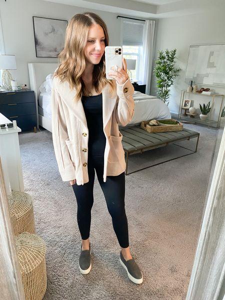 Target sweater/jacket, wearing small