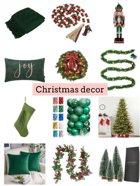 Christmas decor   Follow my shop @ashleyjennany on the @shop.LTK app to shop this post and get my exclusive app-only content!  #liketkit #LTKSeasonal #LTKhome #LTKHoliday @shop.ltk http://liketk.it/3pWCq