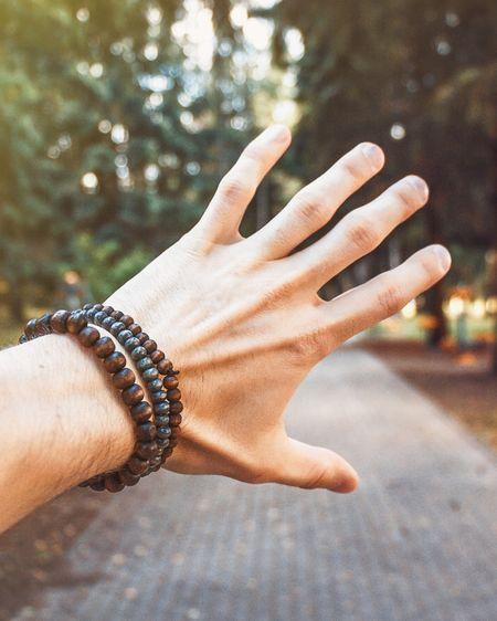 I love beaded bracelets for men. They are such a strong statement.     http://liketk.it/378Em #liketkit @liketoknow.it    #LTKVDay #LTKmens #LTKunder50