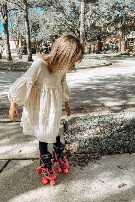 Our Roller Skating Girl! 💕  #LTKshoecrush #LTKfamily #LTKkids