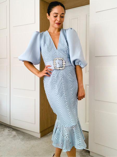 Summer Midi Dresses   #LTKwedding #LTKstyletip #LTKunder100