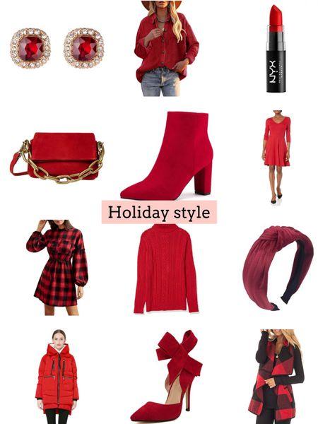 Holiday style   #LTKHoliday #LTKSeasonal #LTKunder50