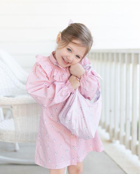 Sunhouse Children's girls dress and matching purse!   #LTKkids #LTKfamily