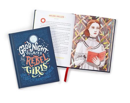 Empowering women is so important to me and has played a role in my business from the very beginning. I love books like these because they teach girls from a young age that being bold and brave and rebellious is some thing that should be encouraged and celebrated.    #LTKbaby #LTKkids #LTKunder50