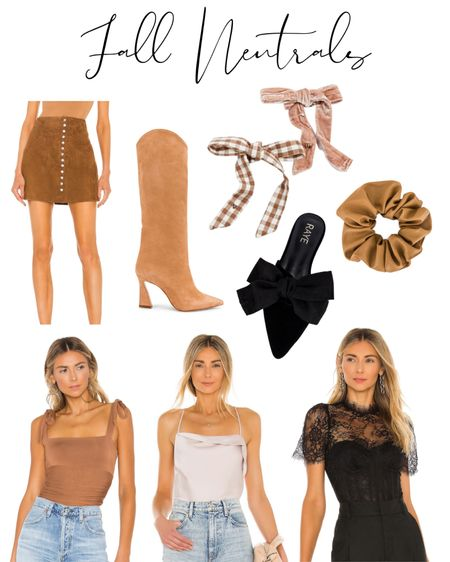 Fall neutrals are here and there is so much to love for the season ahead!   #LTKfit #LTKSeasonal #LTKbacktoschool