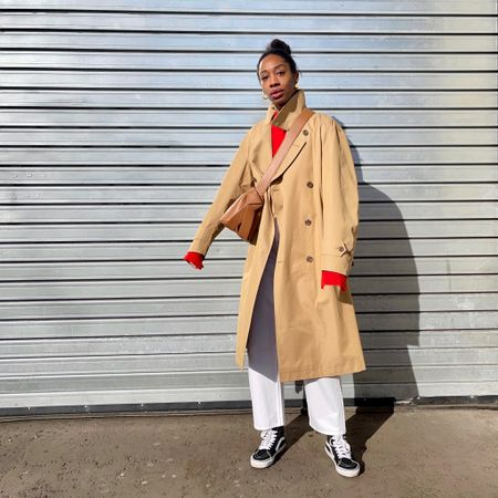 Red and beige is a colour combo I can get onboard with ❤️🤎 http://liketk.it/39gfH #LTKunder50 #LTKstyletip #liketkit @liketoknow.it.europe @liketoknow.it You can instantly shop my looks by following me on the LIKEtoKNOW.it shopping app