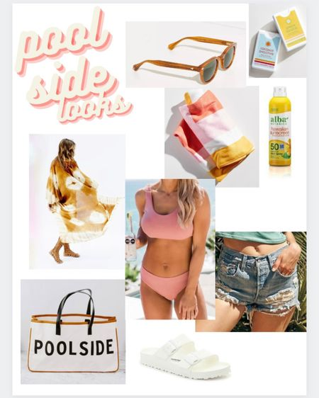 Poolside looks! http://liketk.it/3fsgW #liketkit @liketoknow.it #LTKunder50 #LTKstyletip #LTKswim