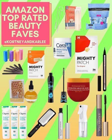 Amazon Top Rated Beauty Faves!!  Amazon beauty | amazon beauty favorites | amazon beauty finds | amazon beauty essentials | amazon beauty lover favorites | beauty amazon favorites | amazon beauty faves | amazon skincare | amazon beauty must haves | skincare favorites | amazon skincare favorites | amazon makeup | amazon makeup favorites | the best of amazon makeup | makeup must haves | amazon makeup must haves | Kortney and Karlee | #kortneyandkarlee #LTKunder50 #LTKunder100 #LTKsalealert #LTKhome #LTKstyletip #LTKSeasonal #LTKbeauty @liketoknow.it #liketkit