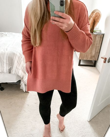 This sweater is EVERYTHING! 😍 perfectly oversized but can easily be dressed up or down. Currently on sale! http://liketk.it/2JXTI #liketkit @liketoknow.it #LTKstyletip #LTKsalealert #LTKunder50