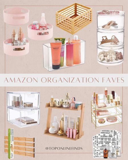 Amazon organization faves! ✨   Organization, organize, Amazon, Amazon finds, home   #LTKunder50 #LTKunder100 #LTKhome
