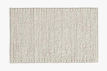 Chunky braided wool rug   #LTKstyletip #LTKSeasonal #LTKhome