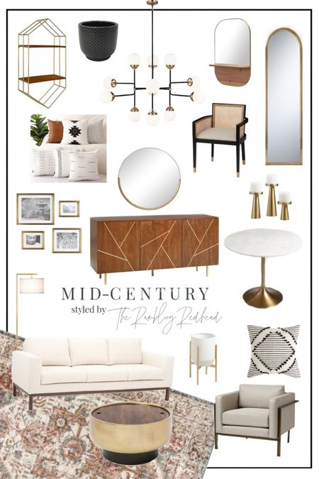 If Mid-Century is your jam, then check out these awesome finds! http://liketk.it/3d3zV #liketkit @liketoknow.it #LTKhome #LTKstyletip #LTKfamily