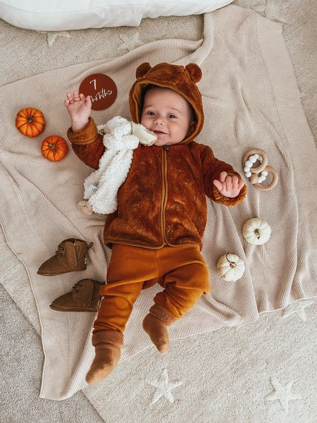 baby boy outfit, baby uggs   #LTKbaby