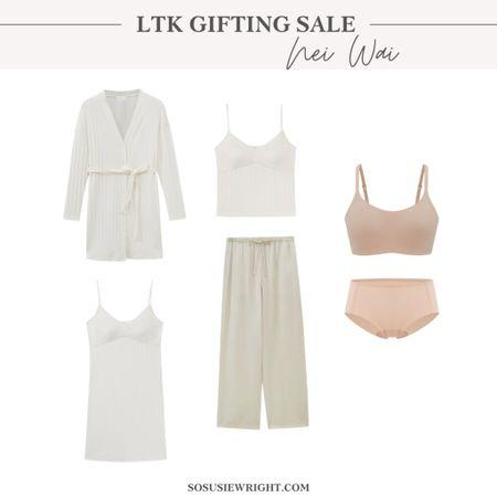 LTK gifting sale finds! Comfy loungewear   #LTKSale #LTKstyletip #LTKsalealert