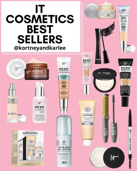 IT Cosmetics 30% off sale! Use the code: LIKEIT  It cosmetics sale | It cosmetics skincare | It cosmetics favorites | It cosmetics makeup | Kortney and Karlee | LTK Summer Sale | #kortneyandkarlee #LTKDay #LTKDay21 #LTKSummerSale #LTKunder50 #LTKunder100 #LTKsalealert #LTKhome #LTKstyletip #LTKSeasonal #LTKbeauty #LTKtravel @liketoknow.it #liketkit http://liketk.it/3hxn2