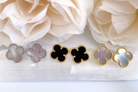 Yes to these designer inspired earrings! So cute and they're under $40!  #LTKstyletip #LTKunder100 #LTKunder50