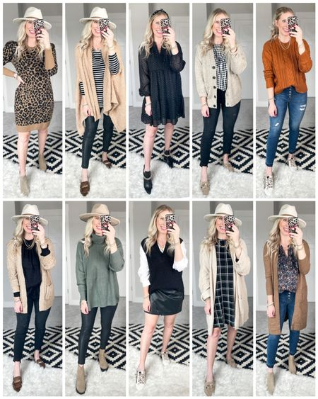 10 Walmart fashion fall outfits   #LTKSeasonal #LTKstyletip #LTKunder50