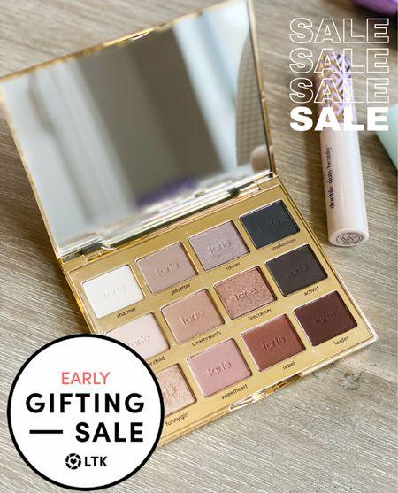 LTK Gifting Sale   Tarte 25% off plus free ship code TARTELTK25  Tarte Beauty Eyeshadow  Make up Concealer   #LTKbeauty #LTKsalealert #LTKSale