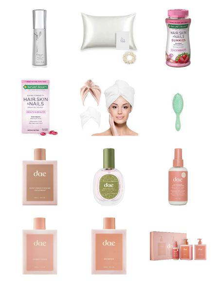 Here is a compilation of allllll my favorite hair care products I've been using over the past year! I feel like they have all helped bring my hair back to life 😂 hope this helps friends! Love you all! 😘😘  #LTKunder100 #LTKunder50 #LTKbeauty