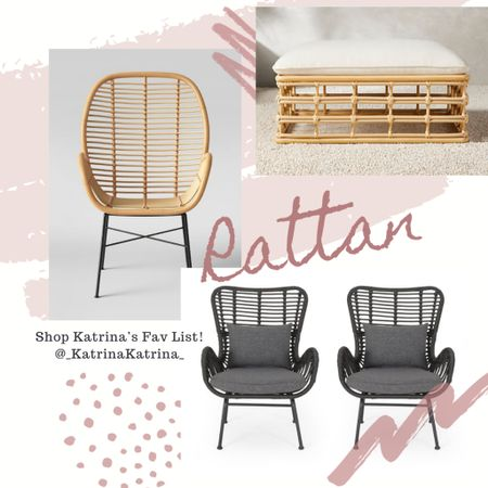 In Love With Rattan Outdoor Furniture | outdoor decor| rattan chair | natural rattan | outdoor furniture | patio furniture | living room furniture | ottoman | rattan ottoman | summer furniture | summer style | home decor http://liketk.it/2RbhO #liketkit @liketoknow.it #LTKhome #LTKfamily #StayHomeWithLTK @liketoknow.it.family @liketoknow.it.home