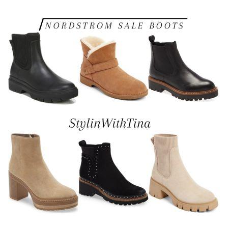 Nordstrom sale boots. My fav picks. So stylish and cute. #boots#booties#chelseaboots #ankleboots #LTKsalealert #LTKstyletip #LTKunder50 #LTKunder100 #LTKfit #LTKshoecrush #LTKwedding #LTKworkwear #LTKtravel #LTKbeauty @liketoknow.it #liketkit http://liketk.it/3jAcs
