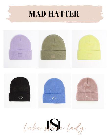 Beanies, winter hats, warm hats, chicago business  #LTKunder50 #LTKSeasonal