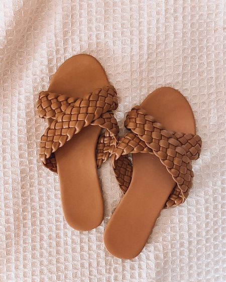 Amazon Prime Day✨ $23 braided slide sandals http://liketk.it/3i4Cu @liketoknow.it #liketkit #LTKshoecrush
