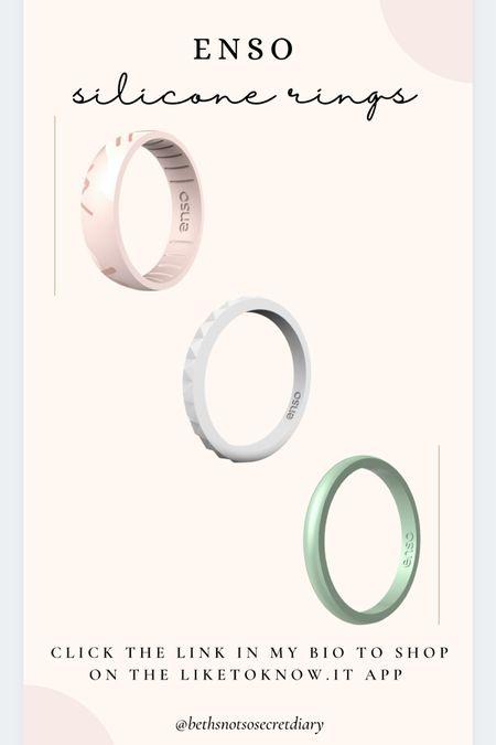 Enso silicone rings http://liketk.it/3dWPx #LTKsalealert #LTKunder50 #LTKfamily @liketoknow.it @liketoknow.it.family #liketkit
