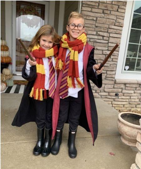 Harry Potter Halloween costumes for kids #justpostedblog  Amazon  Kids costumes  Halloween   #LTKkids #LTKunder50 #LTKSeasonal