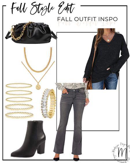 Fall Outfit Inspo 🍁 #amazon#amazondeals #amazonfashion #amazonstyle #amazonsale #falloutfits #fallfashion #businesscasual  #LTKsalealert #LTKSeasonal #LTKstyletip