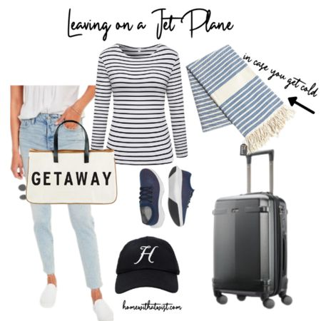 Summer travel is back! Here's the perfect plane ride outfit. http://liketk.it/3gIGR @liketoknow.it #liketkit #LTKstyletip #LTKtravel Download the LIKEtoKNOW.it app to shop this pic via screenshot