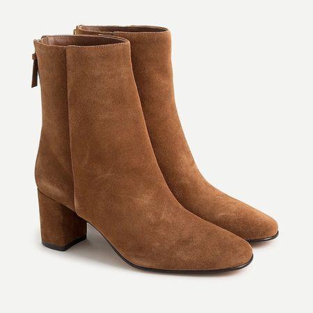 J Crew boots | ankle boots | ankle booties | J Crew booties | fall boots | fall booties | designer boots #LTKshoecrush #LTKstyletip #StayHomeWithLTK @liketoknow.it #liketkit http://liketk.it/2Xo1l
