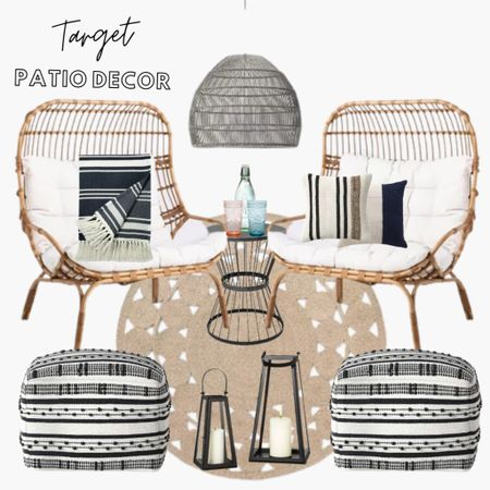 Target Style | Home Decor | Patio Furniture | Patio Sets | Patio Decor | Outdoor Furniture | Outdoor Patio Furniture | Outdoor Living Room   Shop my daily looks by following me on the LIKEtoKNOW.it shopping app.  #StayHomeWithLTK   #LTKSeasonal #LTKhome