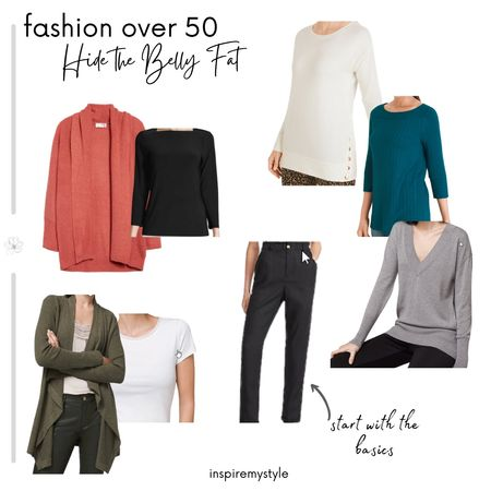Over 50? Dress to hide the belly fat, and look and feel beautiful. #womenover50 #fashionover50 #LTKstyletip #LTKunder100 @liketoknow.it Download the LIKEtoKNOW.it app to shop this pic via screenshot http://liketk.it/2XZNf #liketkit