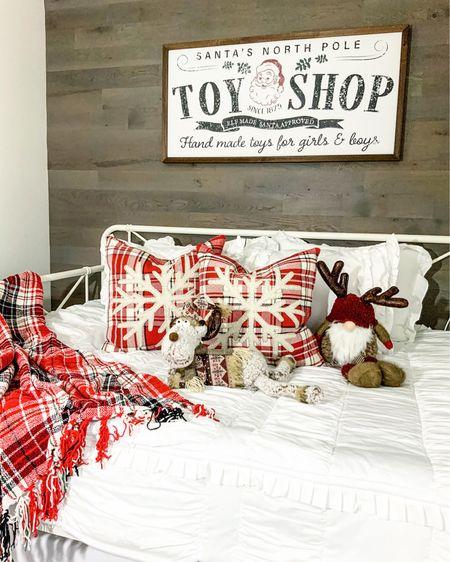 Christmas playroom decor   #LTKfamily #LTKkids #LTKhome