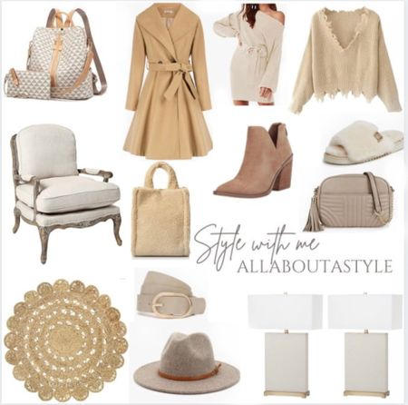 Amazon Fashion & Home Favorites  #Amazon #Fashion and #Home Favorites #fashion #fall #home #decor   Follow my shop @allaboutastyle on the @shop.LTK app to shop this post and get my exclusive app-only content!  #liketkit  @shop.ltk http://liketk.it/3pCr0     #LTKSeasonal #LTKGiftGuide #LTKHoliday