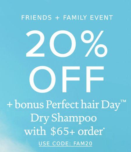 Living proof sale! The volume spray and dry shampoo are my fav   #LTKsalealert #LTKbeauty