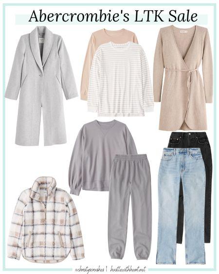 LTK sale: Abercrombie favorites for fall   #LTKSeasonal #LTKstyletip #LTKunder100