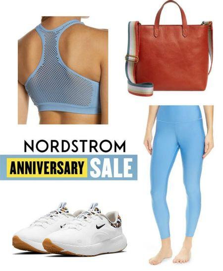 Nordstrom sale, activewear, Nike sneakers, #nsale, Nordstrom Anniversary Sale     http://liketk.it/3l4kz @liketoknow.it #liketkit  #LTKunder100 #LTKfit #LTKsalealert
