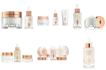 Charlotte Tilburg skin care products     #LTKbeauty #LTKunder100