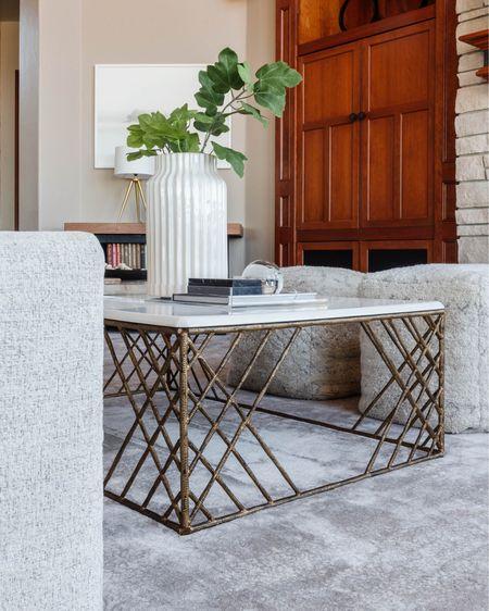 Brass and glam coffee tables http://liketk.it/2Xlbr #liketkit @liketoknow.it #StayHomeWithLTK @liketoknow.it.home