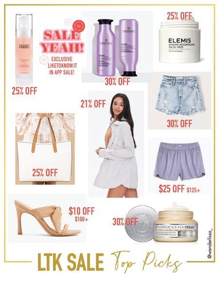 Shop top LTK DAY picks!  #forever21 #abercrombie #elemis #coleenrothschild #pureology #express  #LTKDay #LTKsalealert #LTKunder100